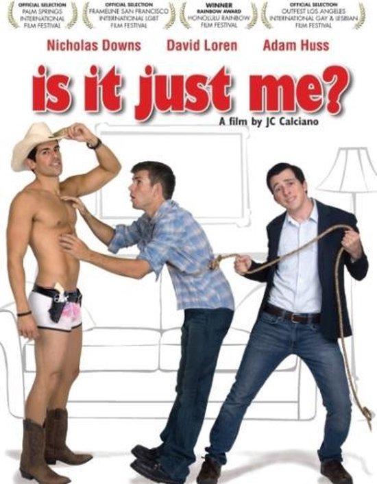 Cover van de film 'Is It Just Me?'
