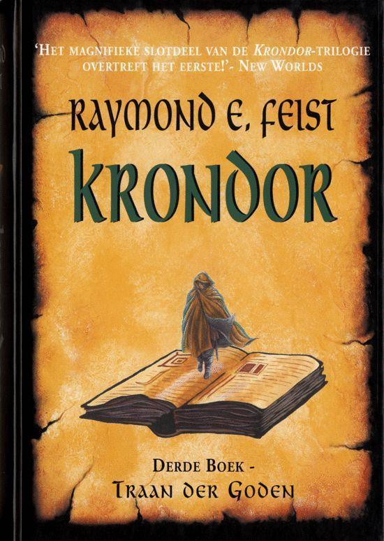 Traan Der Goden - Raymond E. Feist pdf epub