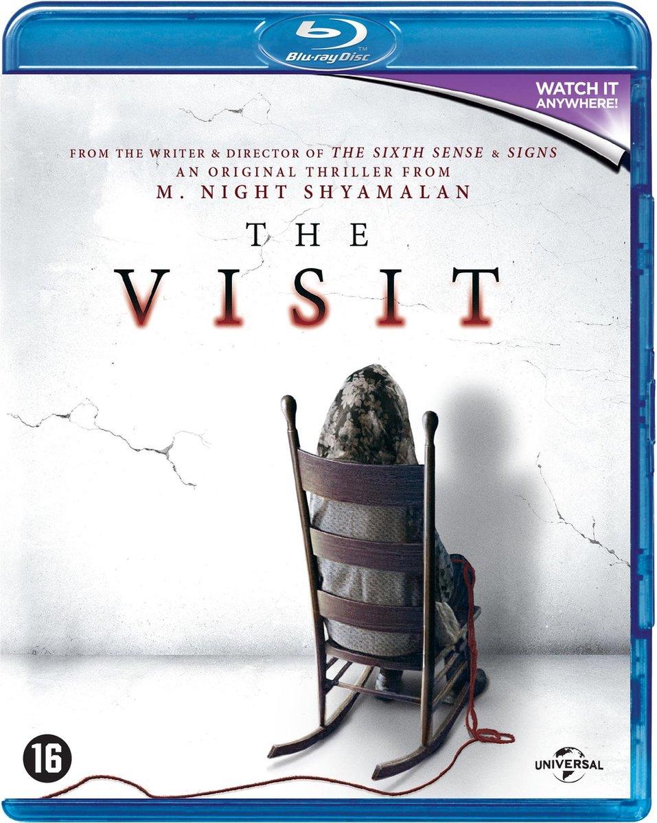 The Visit (Blu-ray) - Movie