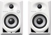 Pioneer DJ DM-40-W - Monitorluidspreker - Wit