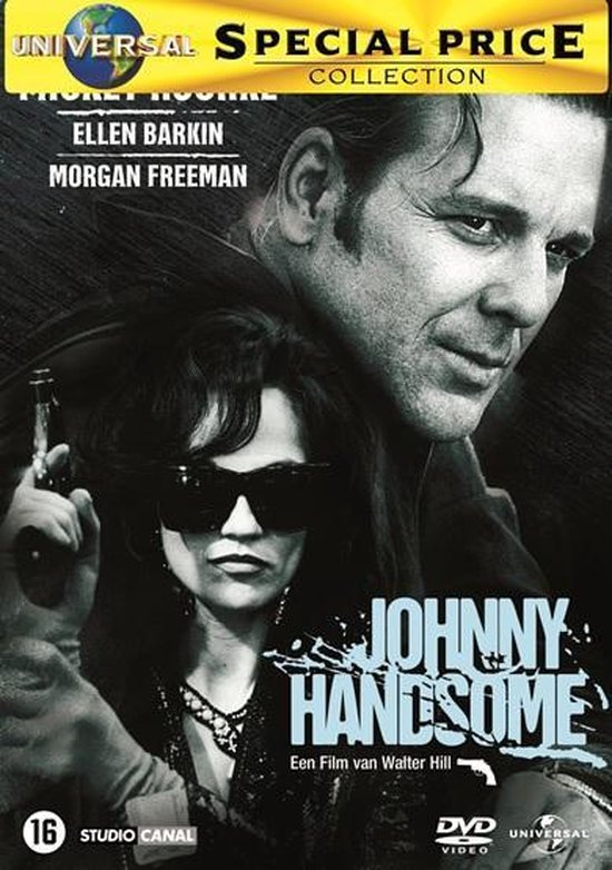 Cover van de film 'Johnny Handsome'