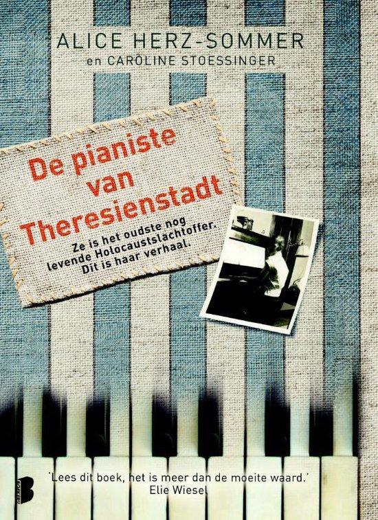 De pianiste van Theresienstadt - Caroline Stoessinger |