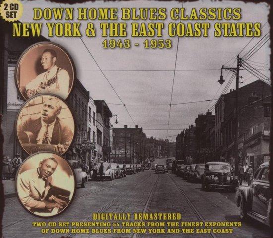 Down Home Blues East Coas