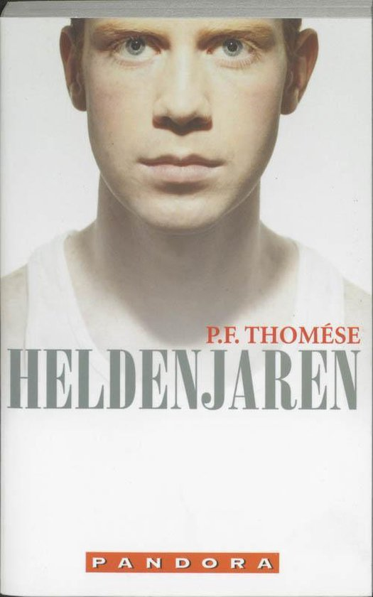 Cover van het boek 'Heldenjaren'