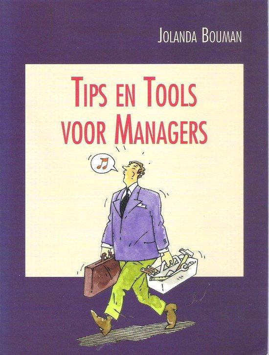 Tips en tools voor managers - Jolanda Bouman |