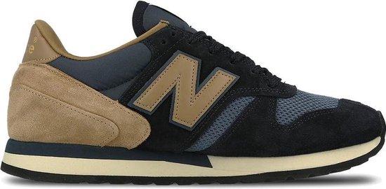 bol.com | New Balance Sneakers M 770 Snb Heren Donkerblauw ...