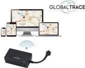 GPS Tracker voor inbouw Globaltrace G300 Live - compleet met aansluitset - Live volgen of tot 90 dagen terugkijken - Auto / Motor / Boot