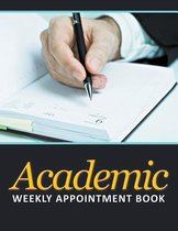 Academic Weekly Appointment Book