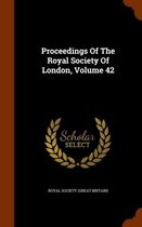 Proceedings of the Royal Society of London, Volume 42