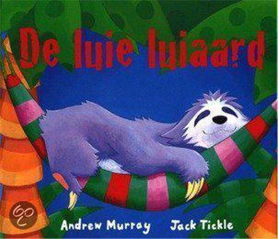 Cover van het boek 'De luie luiaard' van Andrew Murray