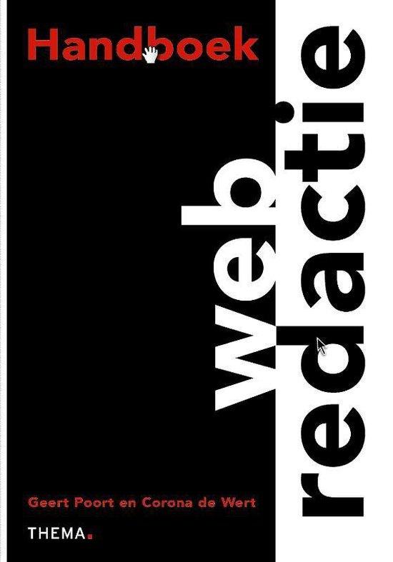 Handboek webredactie - Geert Poort |