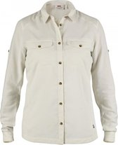 Fjallraven Abisko Vent Shirt LS - dames - blouse lange mouwen - maat XL - beige