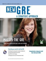 Boek cover GRE: A Strategic Approach with online diagnostic van Doug Tarnopol