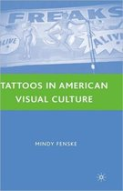 Boek cover Tattoos in American Visual Culture van M. Fenske