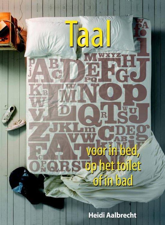 Aalbrecht, Heidi:Taal voor in bed, op het toile