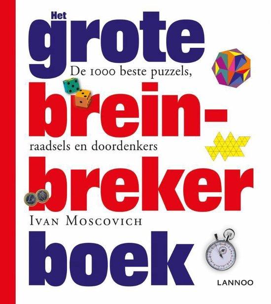 Afbeelding van Het Grote Breinbreker Boek - Midprice