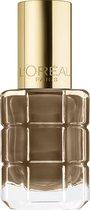 L'Oréal Paris Color Riche - 662 Greige Coquette - Bruin - Nagellak