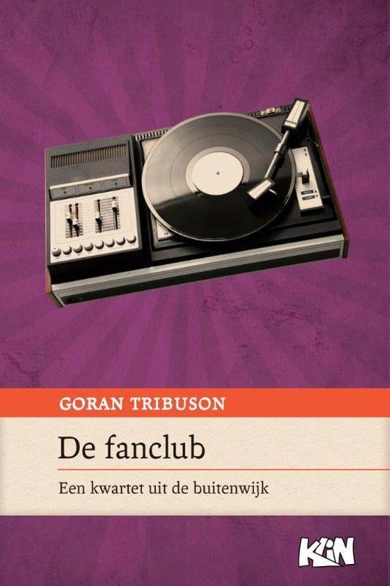 Kroatische literatuur in Nederland 1 - De fanclub - Goran Tribuson |