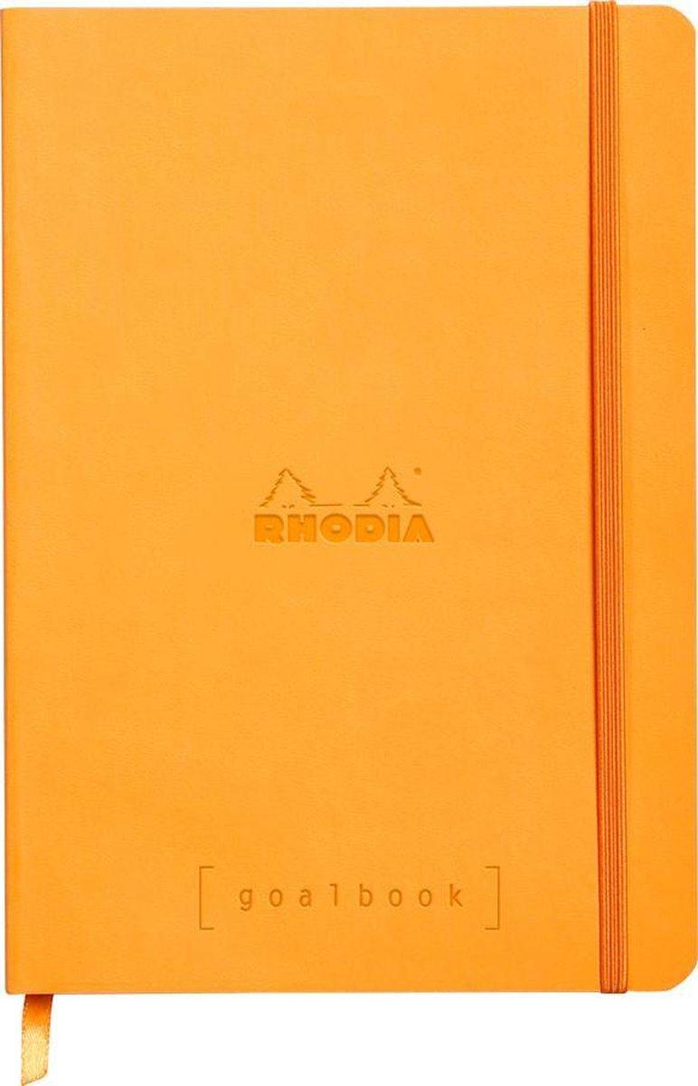 Rhodia Goalbook Bullet Journal A5 Orange