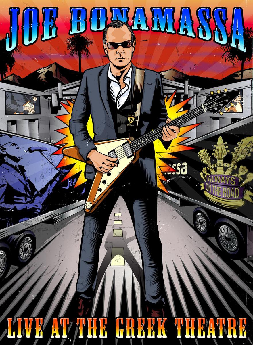 Live At The Greek Theatre - Bonamassa, Joe