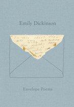Boek cover Envelope Poems van Emily Dickinson (Hardcover)