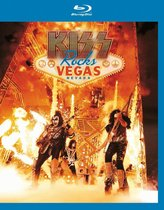 Kiss Rocks Vegas - Live At The Hard Rock Hotel (Blu-ray)