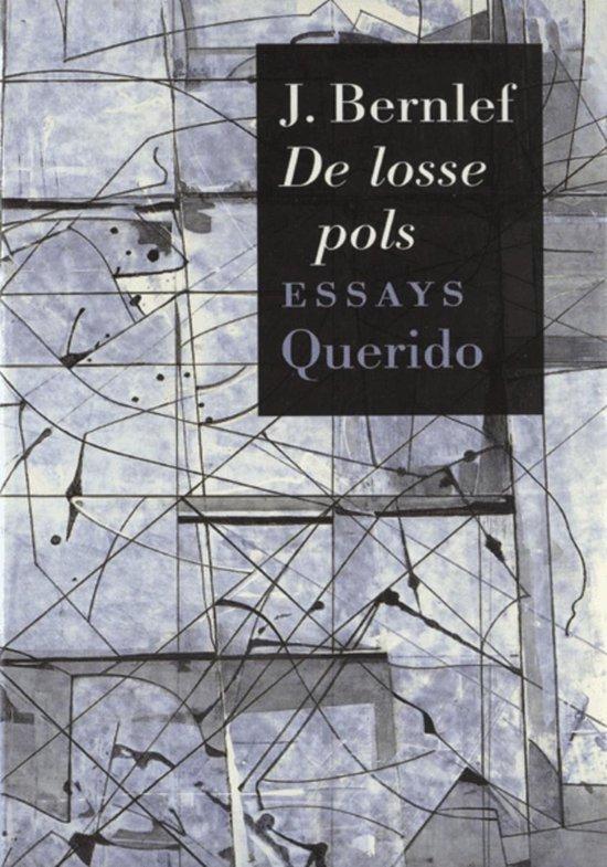 Cover van het boek 'De losse pols' van J. Bernlef