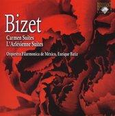 Bizet: Carmen Suites; L'Arlesienne Suites