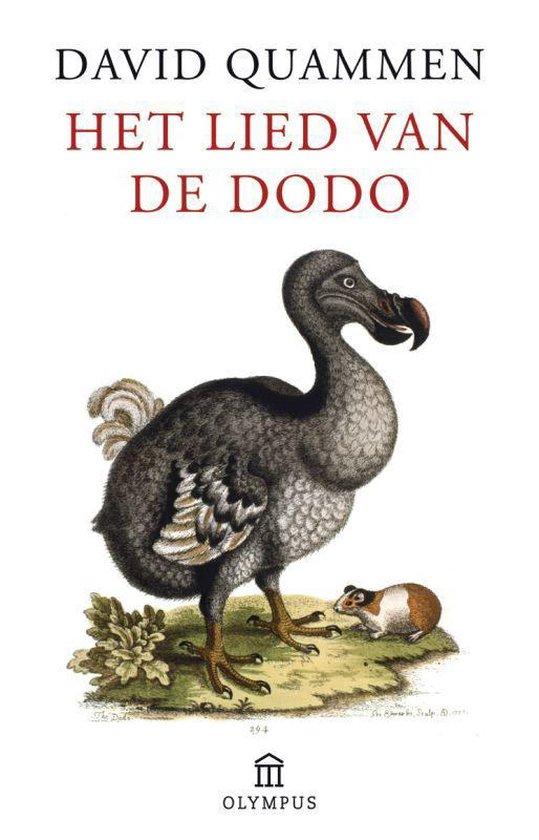Het lied van de dodo - David Quammen |