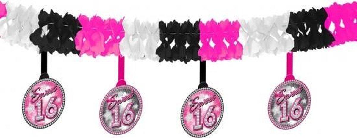 Sweet 16 Leeftijd slinger