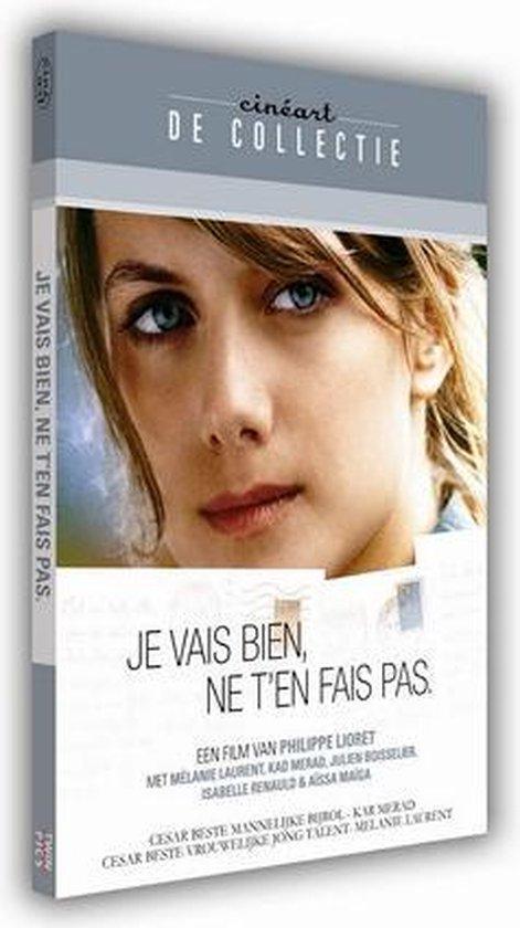 Cover van de film 'Je Vais Bien, Ne T'en Fais Pas'