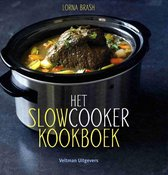 Boek cover Het slowcooker kookboek van Lorna Brash (Hardcover)