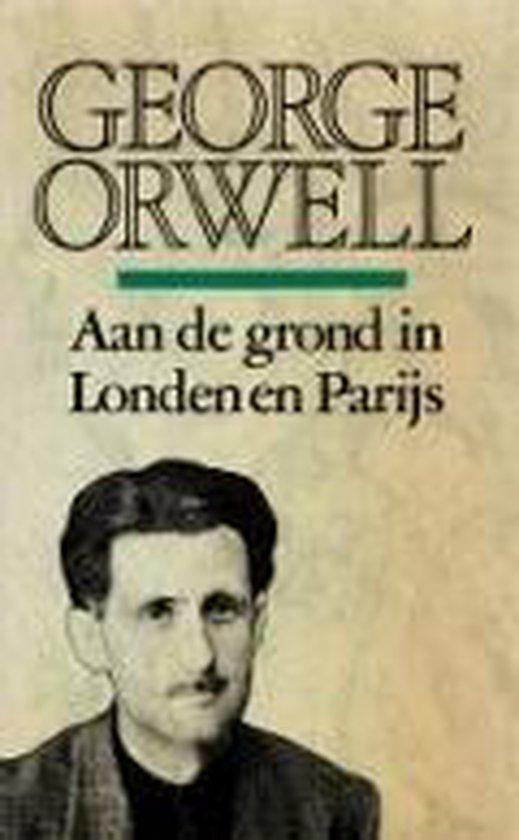 Aan de grond in Londen en Parijs - George Orwell | Readingchampions.org.uk