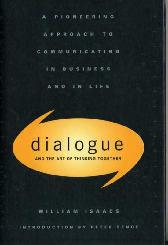 Dialogue and the Art of Thinking