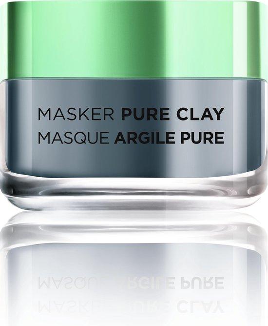 L'oréal Paris Detoc Pure Clay Gezichtsmasker