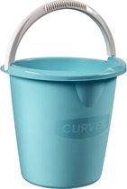 Curver Emmer - Met Schenktuit - Handgreep In De Bodem - 10 Liter