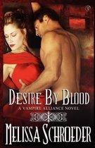 Omslag Desire by Blood