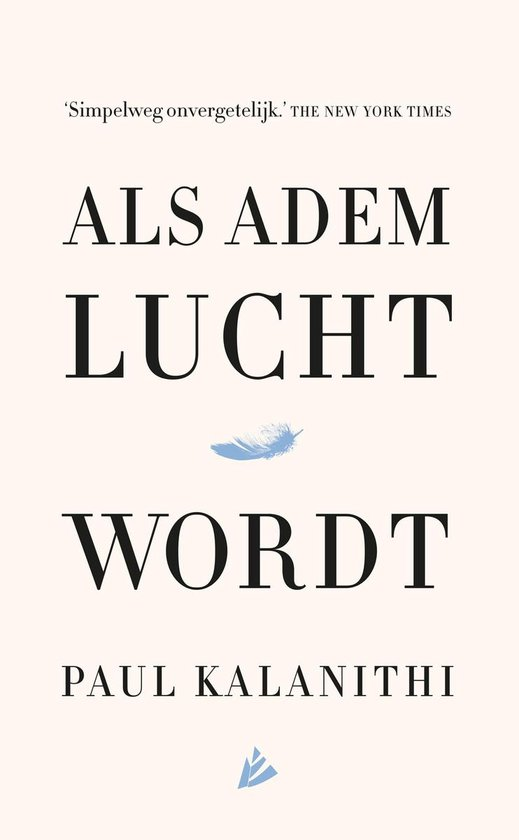 Als adem lucht wordt - Paul Kalanithi | Readingchampions.org.uk