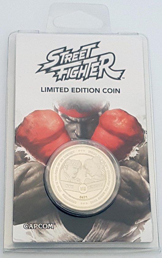 Street Fighter Limited Edition Verzamelmunt - Capcom