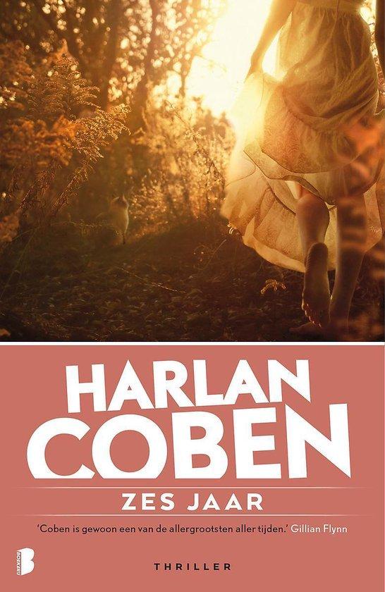 Boek cover Zes jaar van Harlan Coben (Paperback)