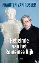 Boek cover Het einde van het Romeinse Rijk van Maarten van Rossem (Onbekend)