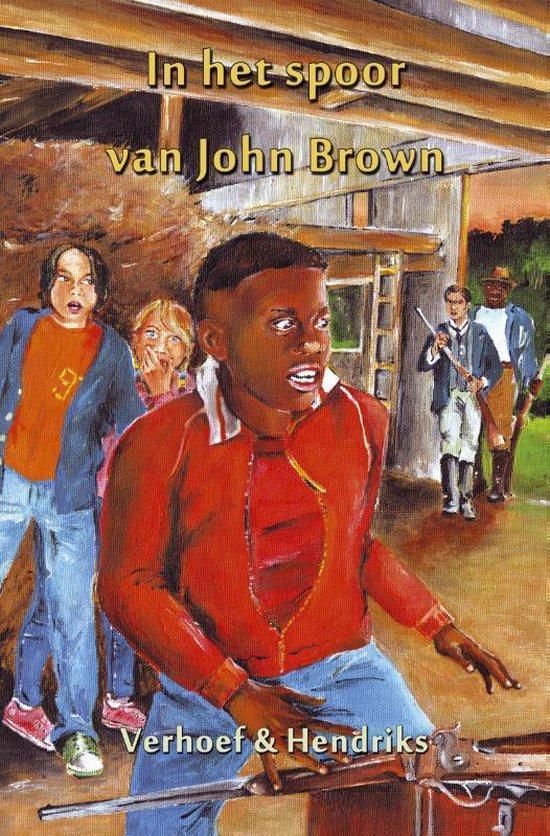 Cover van het boek 'In het spoor van John Brown'