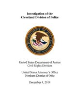 Investigation of the Cleveland Division of Police