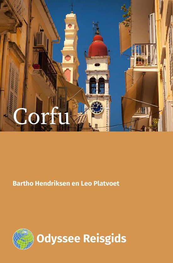 Odyssee Reisgidsen - Corfu - Bartho Hendriksen  