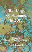 365 Days of Planning