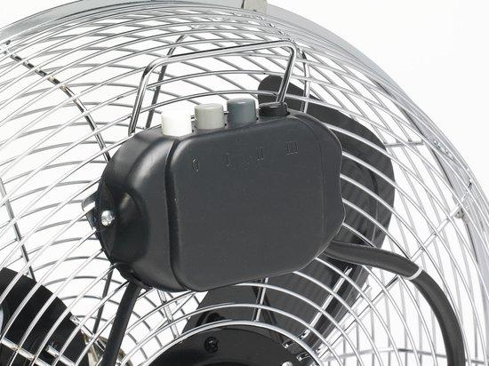 DFA 40 - Vloerventilator -Zilver
