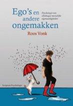 Ego's en andere ongemakken - Roos Vonk