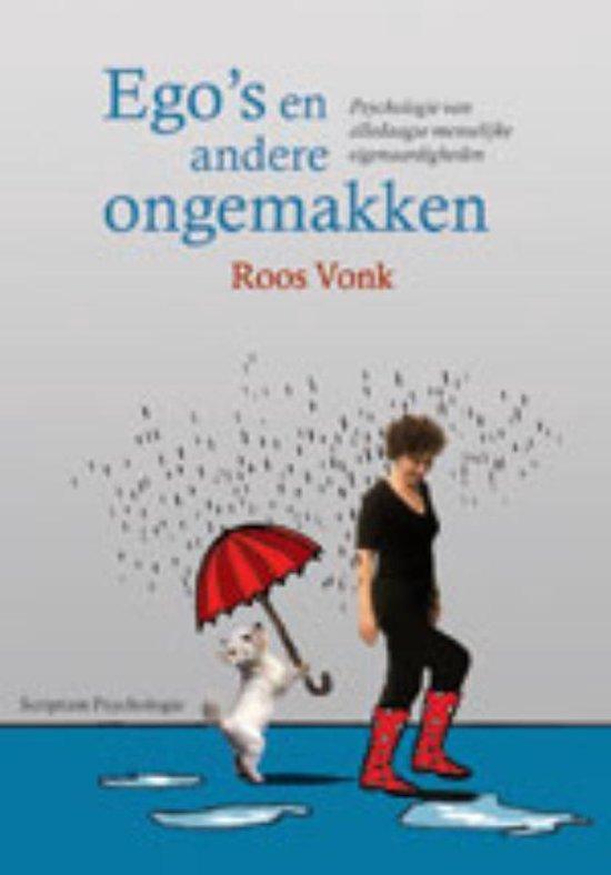 Ego's en andere ongemakken - Roos Vonk |