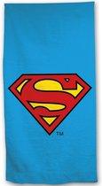 Superman Logo - Strandlaken - 70 x 140 cm - Multi