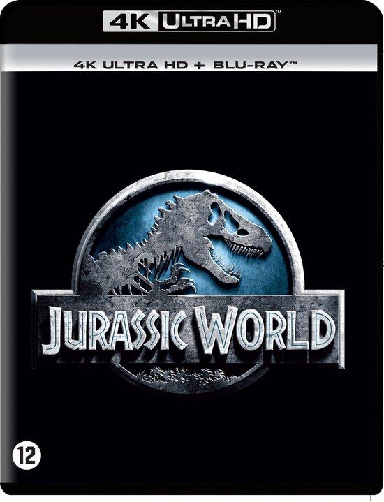 Jurassic World (4K Ultra HD Blu-ray)